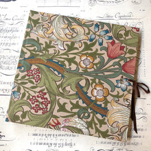 Charger l'image dans la galerie, Photo album  William Morris motif  / フォトアルバム ウィリアムモリス柄