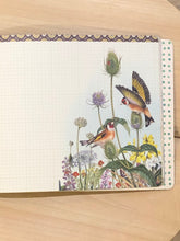 Charger l'image dans la galerie, Illustrated notebook-Bird / イラスト入りノート- 鳥
