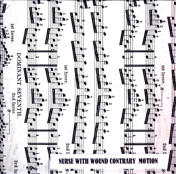 Nurse With Wound - Contrary Motion - CD