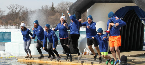 Storm Creek Sponsors 2019 Minneapolis Polar Plunge