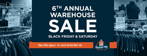 10 Reasons You Don't Want to Miss The 6th Annual Warehouse Sale