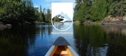 Storm Creek Supports Save the Boundary Waters