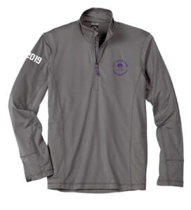 Men's Smart Stretch Pullover Vikings Edition