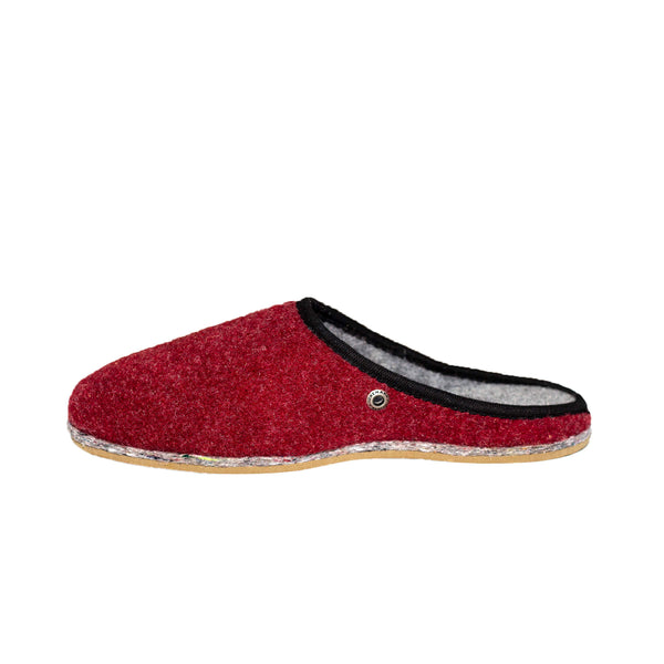 Wine Red | Poro - The Pantoffel