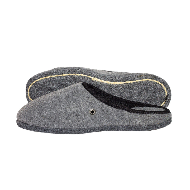 Silver Grey | Felt - The Pantoffel