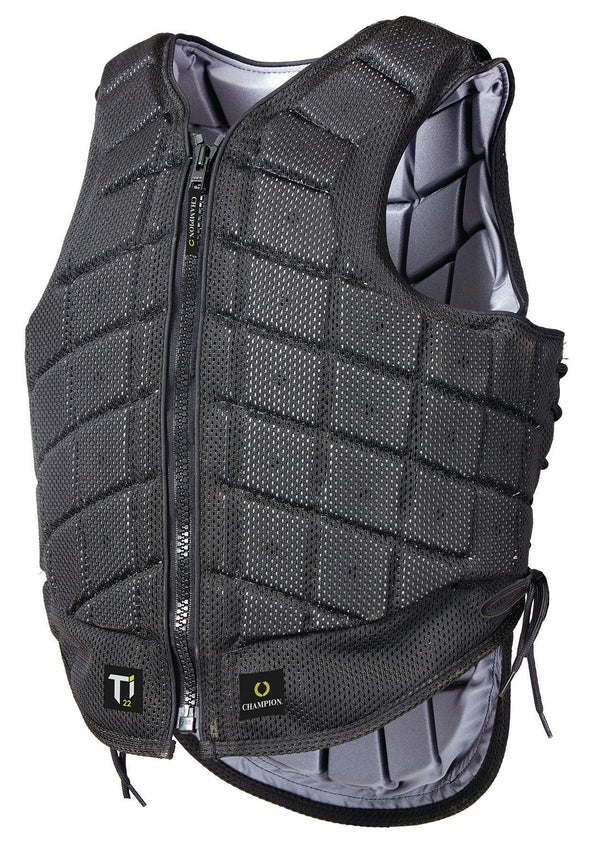 CHAMPION TI22 BODY PROTECTOR ADULTS