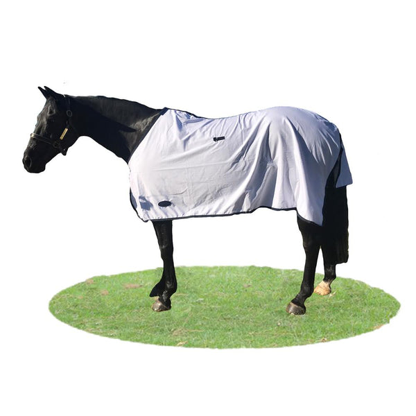 SAPPHIRE RIPSTOP RUG