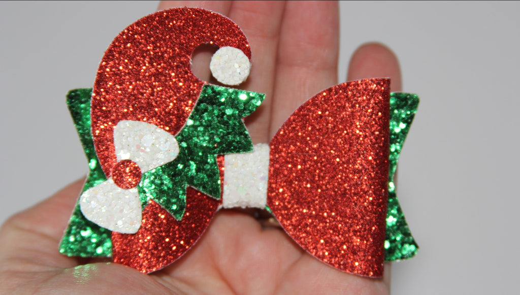 Elf Hair Bow