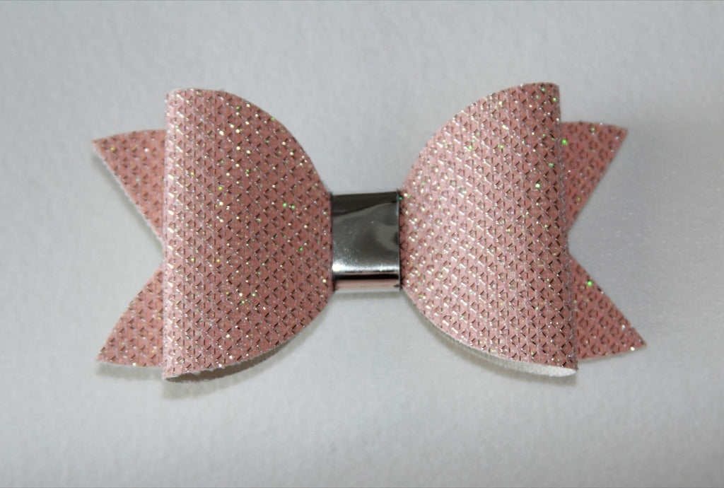 Light Pink Classic Single Bow