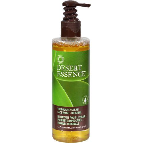 Desert Essence - Thoroughly Clean Face Wash - Original - 8.5 fl oz