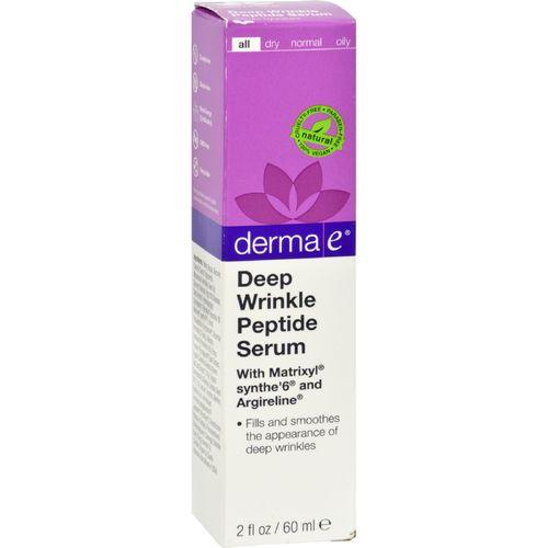 Derma E - Peptides Plus Wrinkle Reverse Serum - 2 fl oz.