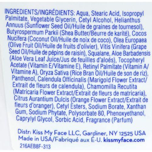 Kiss My Face Ultra Moisturizer Vitamins A and E - 16 fl oz