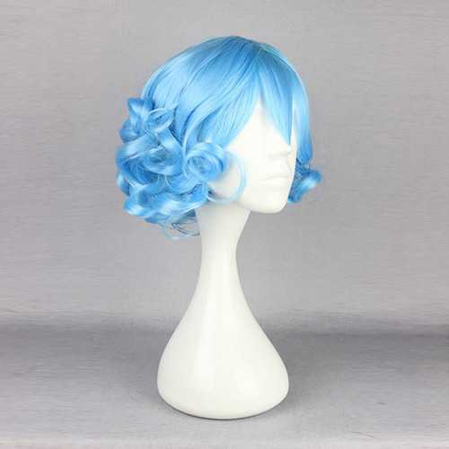 Dreamlike Cosplay Costume Synthetic Hair Wig Heat-Friendly Girl Cartoon Character Fairy