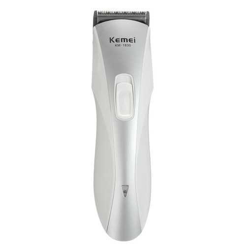 KM-1830 Rechargeable Electric Hair Clipper Trimmer Kit Grooming Set
