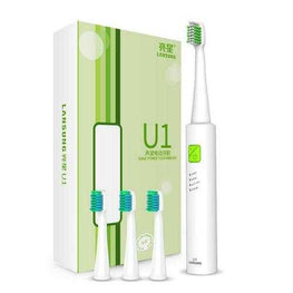 LanSung U1 USB Sonic Teeth Clean Whitening Smart Electric Toothbrush Oral Gum Care Rechargeable