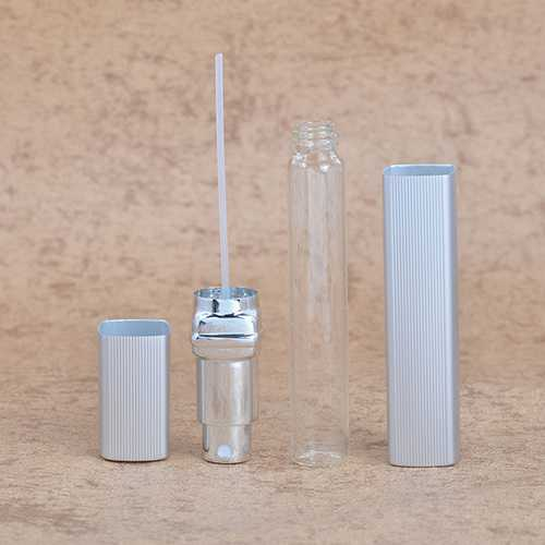 12ml Aluminum Portable Travel Perfume Atomizer Sprayer