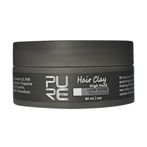Hair Clay Hair Wax High Hold Barber Styling Pomade