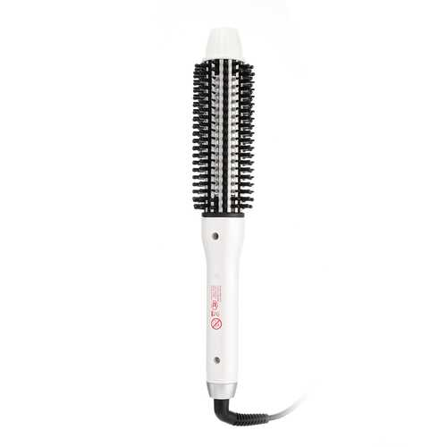 LCD Display Hot Air Brush Anion Hair Curler