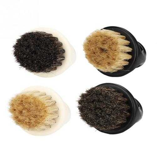 Soft Wild Fur Boar Men Shaving Brush Barber Facial Cleaning