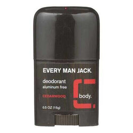 Every Man Jack Deodorant Travel - Travel - 0.5 oz.