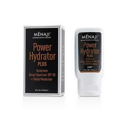 Power Hydrator Plus Sunscreen Broad Spectrum SPF 30 + Tinted Moisturizer (Light)  60ml/2oz