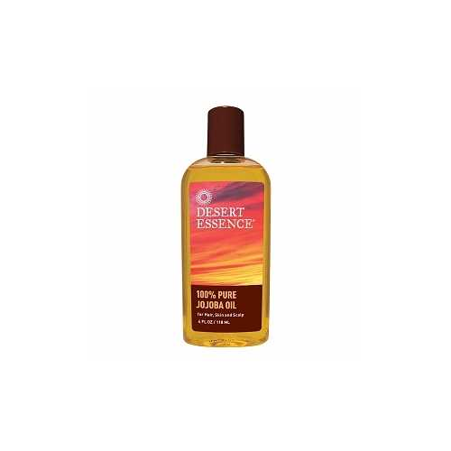 Desert Essence Jojoba Oil 100% Pure (1x4 Oz)
