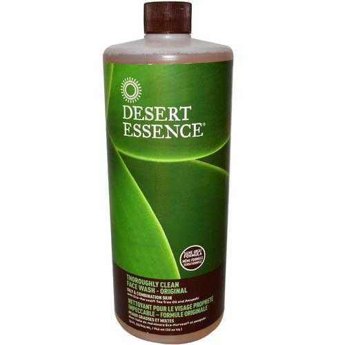 Desert Essence Thoroughly Clean Face (1x32 Oz)
