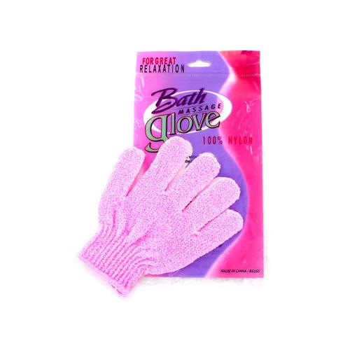 Bath Massage Glove ( Case of 72 )
