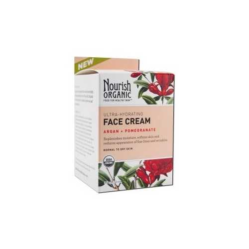 Nourish Cream, Argan/Pomegranatess (1x1.7 OZ)