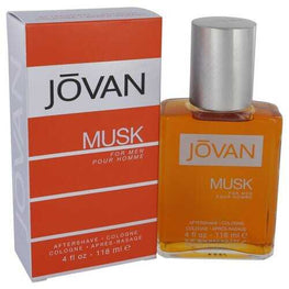 Jovan Musk By Jovan After Shave / Cologne 4 Oz For Men
