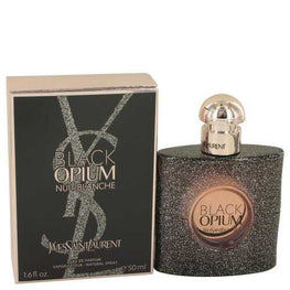 Black Opium Nuit Blanche By Yves Saint Laurent Eau De Parfum Spray 1.7 Oz For Women