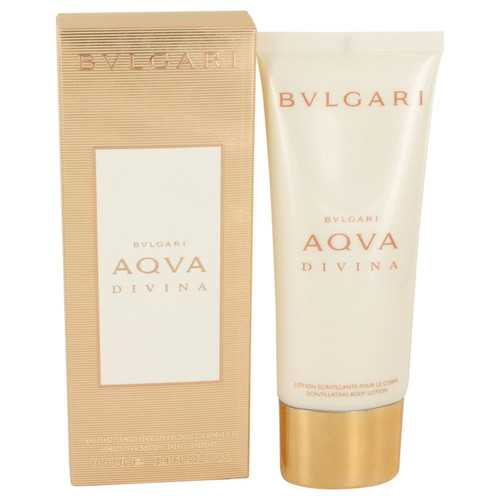 Bvlgari Aqua Divina By Bvlgari Body Lotion 3.4 Oz For Women