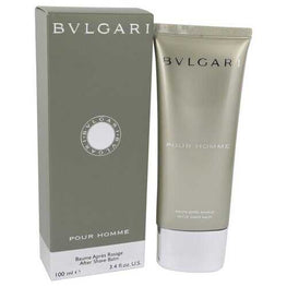 Bvlgari By Bvlgari After Shave Balm 3.4 Oz For Men
