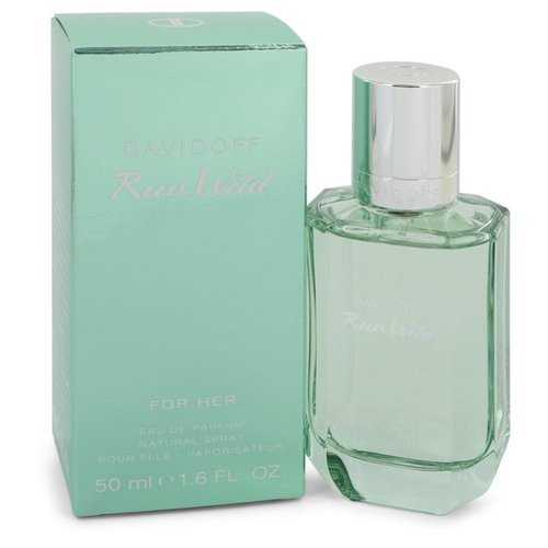 Cool Water Run Wild By Davidoff Eau De Parfum Spray 1.6 Oz For Women
