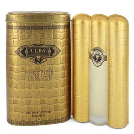 Cuba Prestige Legacy By Cuba Eau De Toilette Spray 3 Oz For Men