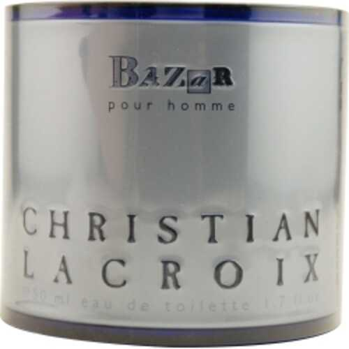 Bazar Edt Spray 1.7 Oz For Men