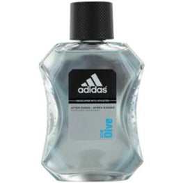 Adidas Ice Dive Aftershave 3.4 Oz (developed With Athletes) For Men