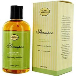 The Art Of Shaving Shampoo - Rosemary Essential Oil ( For All Hair Types )--240ml/8oz For Men