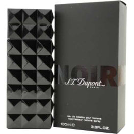 St Dupont Noir Edt Spray 3.3 Oz For Men