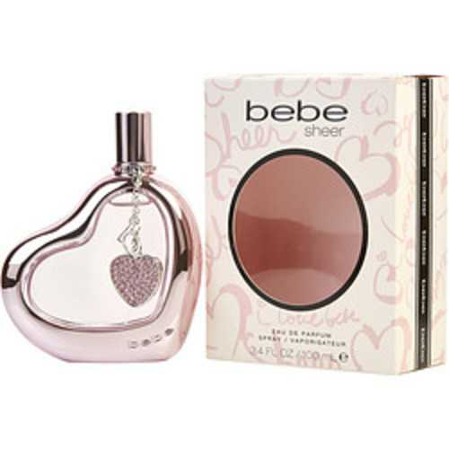 Bebe Sheer Eau De Parfum Spray 3.4 Oz For Women