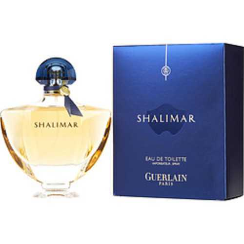 Shalimar Edt Spray 3 Oz For Women