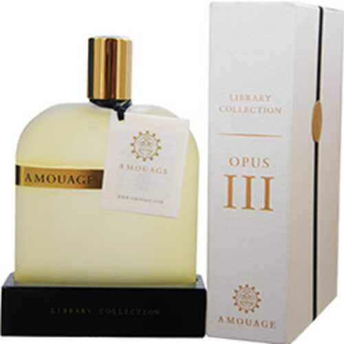 Amouage Library Opus Iii Eau De Parfum Spray 3.4 Oz For Anyone