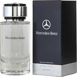 Mercedes-benz Edt Spray 4 Oz For Men