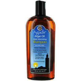 Agadir Argan Oil Daily Volumizing Shampoo - Sulfate Free 12.4 Oz For Anyone