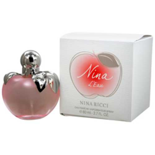Nina L'eau Eau Fraiche Spray 2.7 Oz For Women