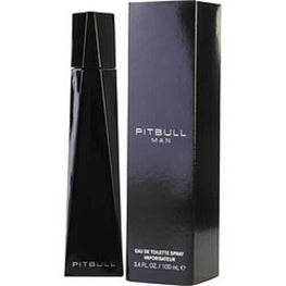 Pitbull Edt Spray 3.4 Oz For Men