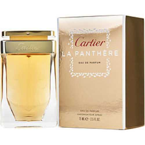 Cartier La Panthere Eau De Parfum Spray 2.5 Oz For Women