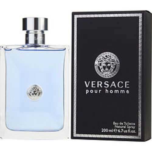 Versace Signature Aftershave 3.4 Oz For Men