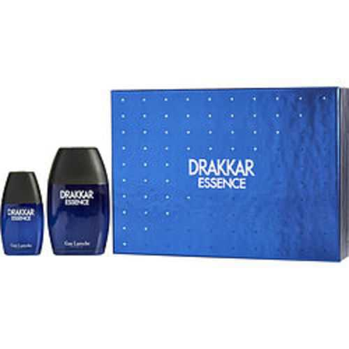Drakkar Essence Edt Spray 3.4 Oz and Edt Spray 1 Oz For Men