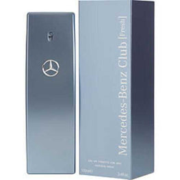 Mercedes-benz Club Fresh Edt Spray 3.4 Oz For Men